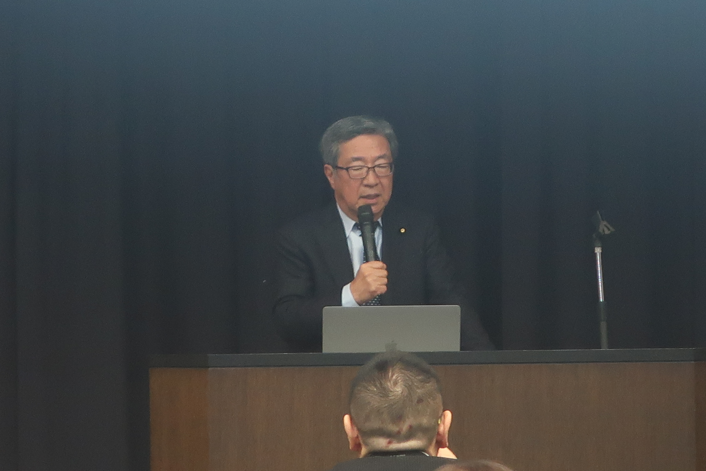 616 仮想通貨 税制を変える会 藤巻健史 (1)