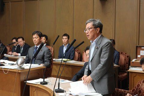 参議院財政金融委員会 藤巻健史2019_05_23